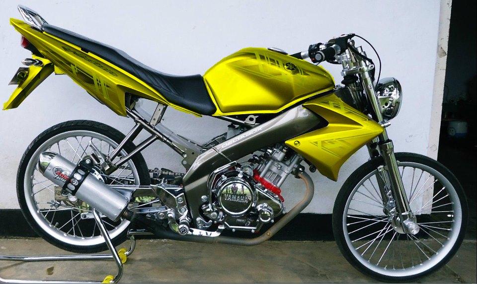 20+ Gambar Modifikasi Yamaha New Vixion Terbaru 2014 Super - Holiday