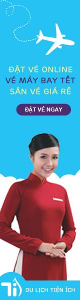 Đại lý vé máy bay tiện ích
