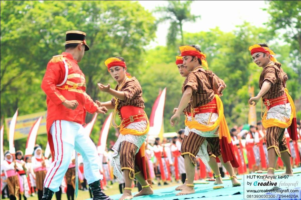 fotografer solo acara perhelatan budaya tarian kolosal raden mas said di kabupaten karanganyar