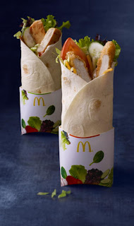 Bicultural Mama: McDonald's Launches Premium McWrap in New York Tri State