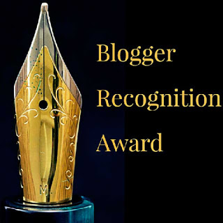 Blog nominado al Blogger Recognition Award