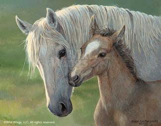 cabezas-de-caballos-pintura-al-oleo