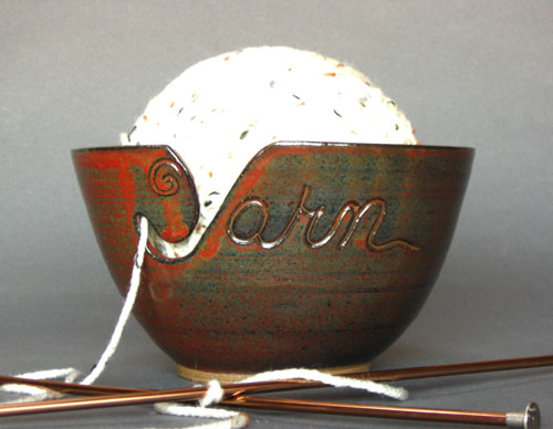 Knitting Bowl Funny : The knitting needle and damage done yarn bowling