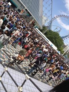 الـELF المنتظر خارج طوكيو