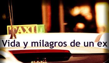 VIDA Y MILAGROS DE UN EX... de María José Moreno.