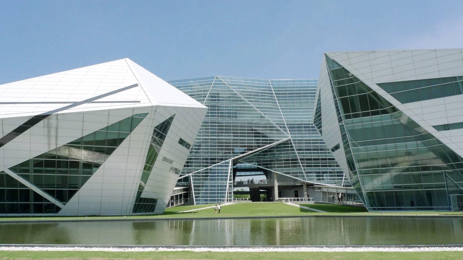 BU LANDMARK COMPLEX BY ARCHITECTS 49