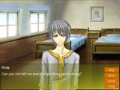 suki dayo i love you visual novel review gray