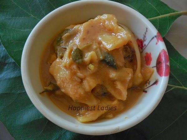 jackfruit sambar