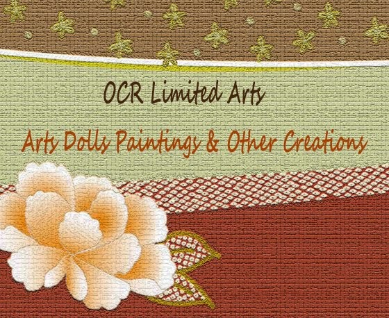 OCR Limited Arts