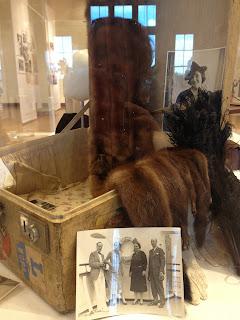 display at David Jones 175th birthday