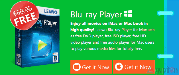 Download Leawo Blu-ray Player Seharga $59.95 Gratis