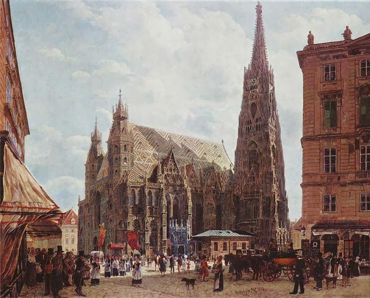 奧地利斯蒂芬大教堂