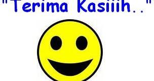 Gambar Emoticon Terima Kasih Kumpulan Gambar Gambar Pilihan Gambar Lucu Gambar Bergerak