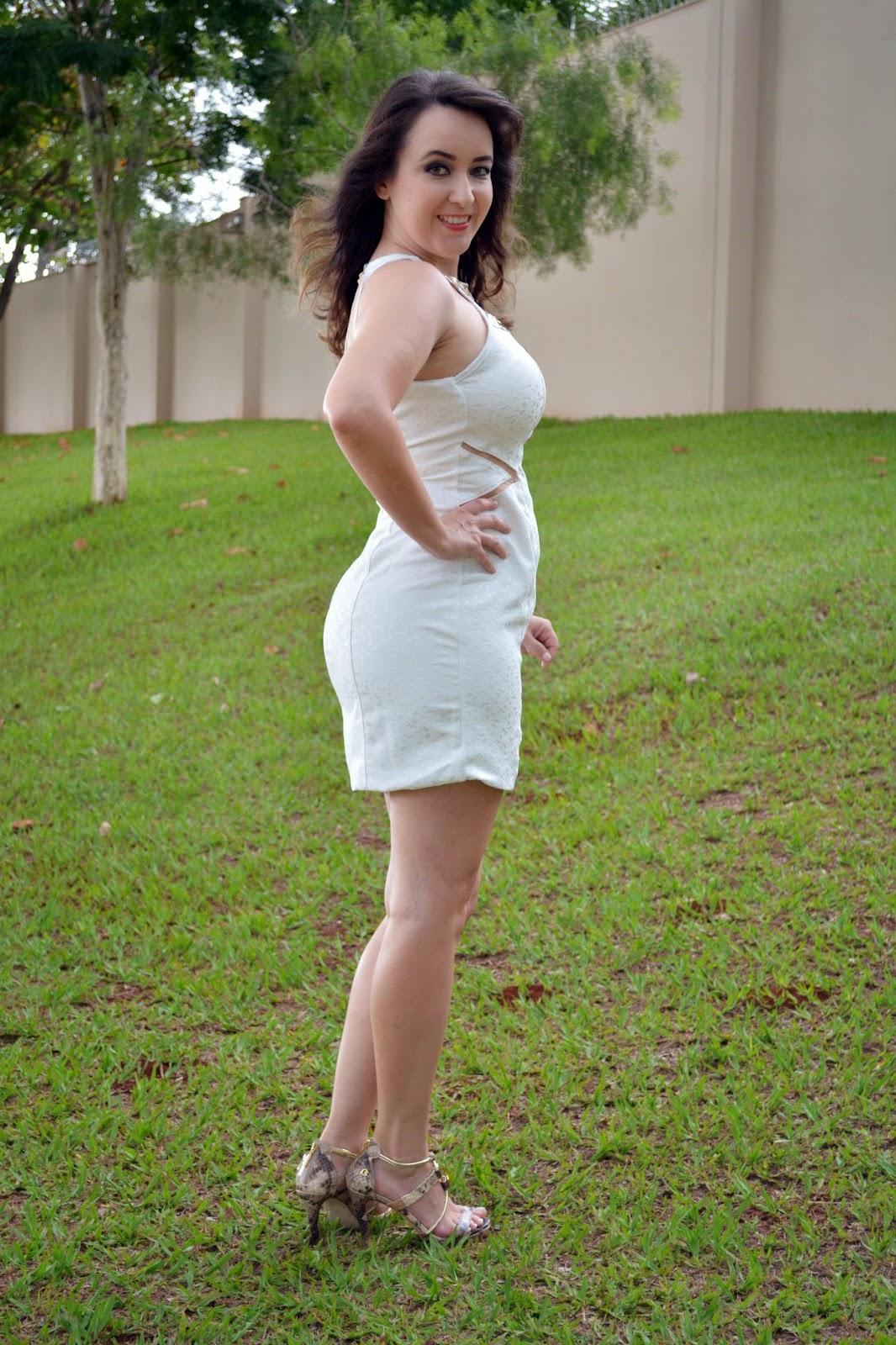 vestido branco, look para o ano novo, vestido branco para o ano novo, loja pamela zanandrea, blog camila andrade, look do dia, blog de moda em ribeirão preto, fashion blogger, fashion blogger em ribeirão preto