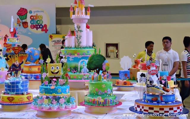 Goldilocks Cake Expo