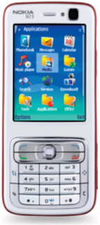 Nokia N73 Specification