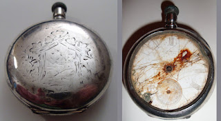 polished pocketwatch