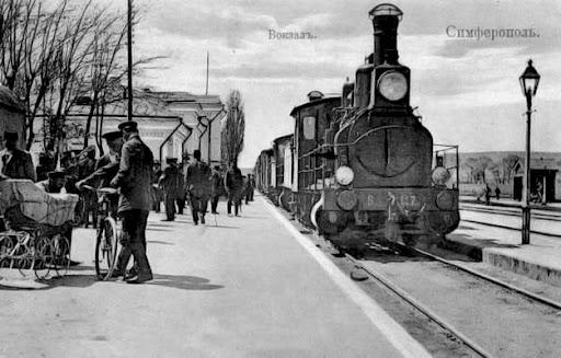 Железная дорога балаклава севастополь