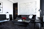 #13 Black & White Livingroom Design Ideas