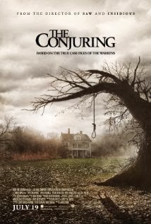 Theatrical release poster, The Conjuring