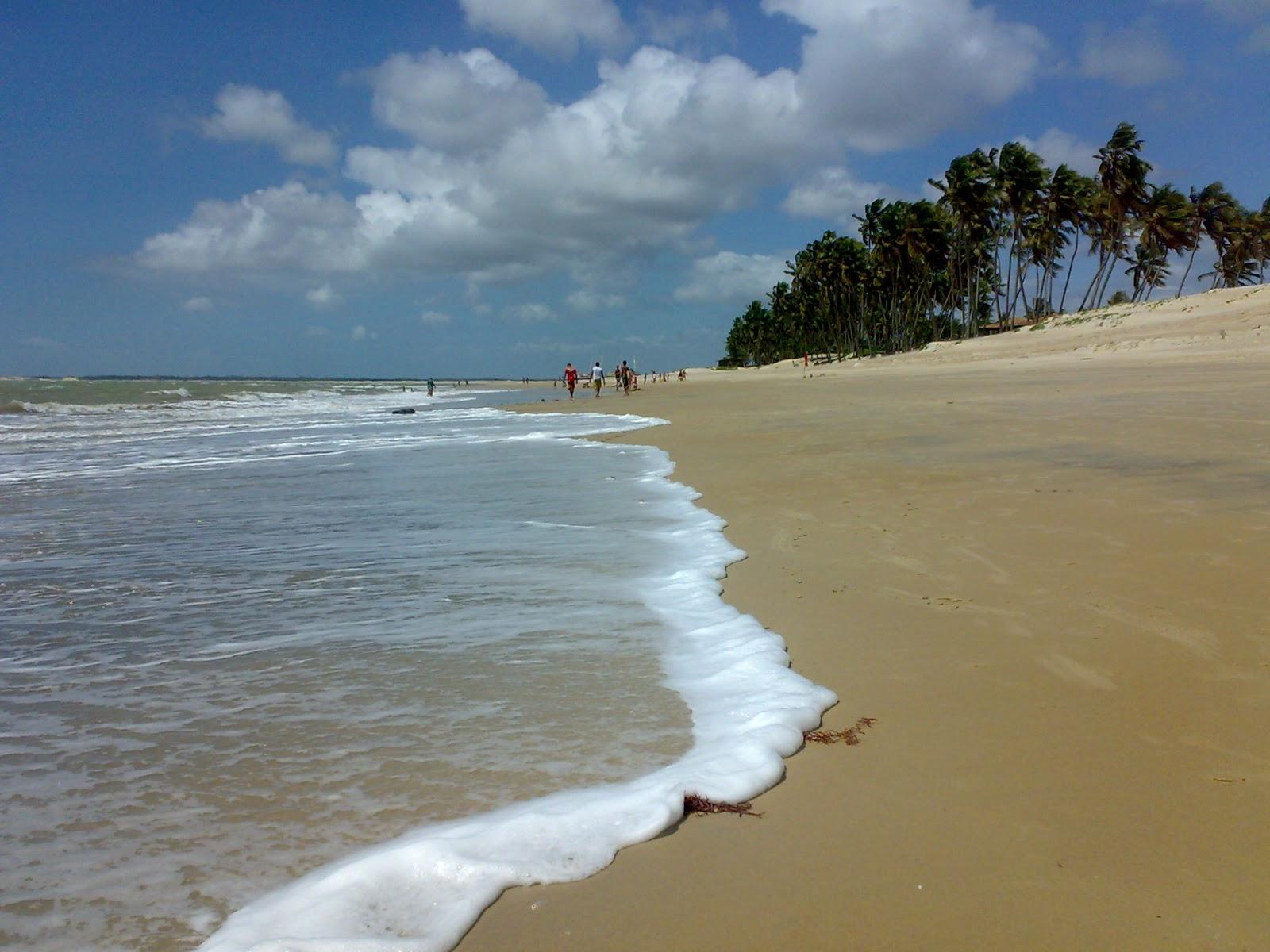 praia de Zumbi-RN   O Poeta das Rocas