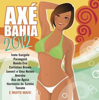 cd Axé Bahia 2012