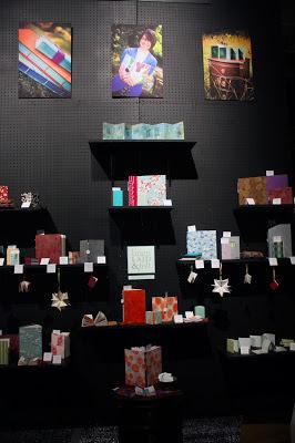 linenlaid&felt Artclectic art show