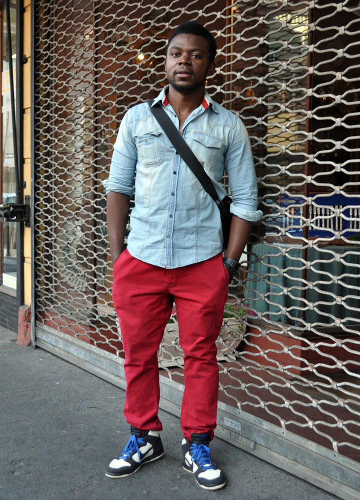 Cinder Skylark South African Street Style Fashion Friday 8 April Cape Town