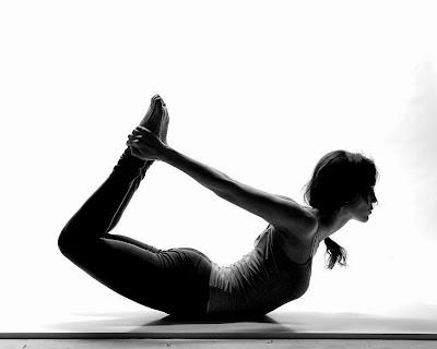 Postura del Arco, Yoga