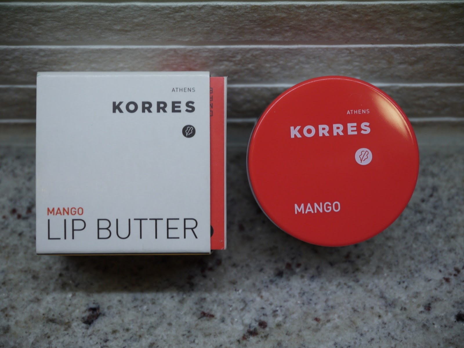 Product Review: Korres Mango Lip Butter
