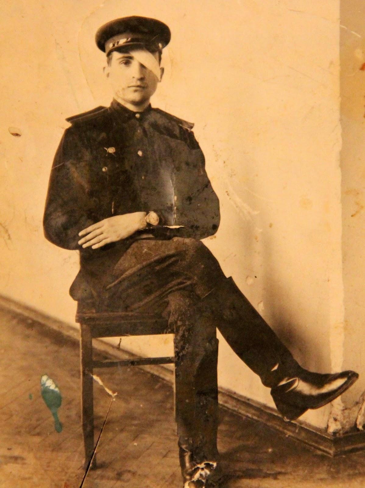 фотография дедушки участника великой отечественной войны