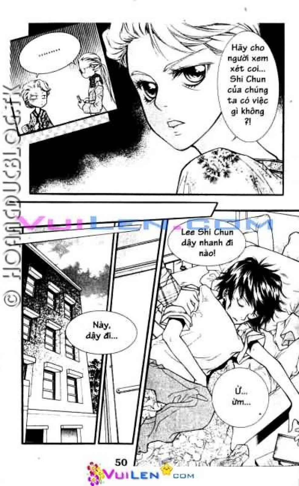 Cô dâu Heo - Pig Bride Chapter 1 - Trang 47