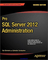 Pro SQL SERVER 2012 Administrator Free Book Download