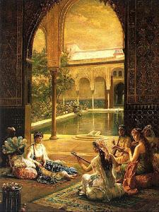 mujeres de Al-Andalus.
