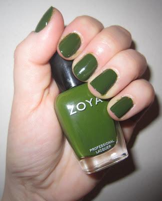 Zoya, Zoya Nail Polish, Zoya Shawn Nail Polish, Zoya Wonderful Collection, nail, nails, nail polish, lacquer, nail lacquer, mani, mani of the week