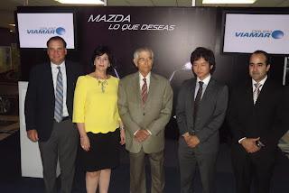 publicitaria para los modelos: Mazda CX5, Mazda CX6, CX9 y Mazda BT50