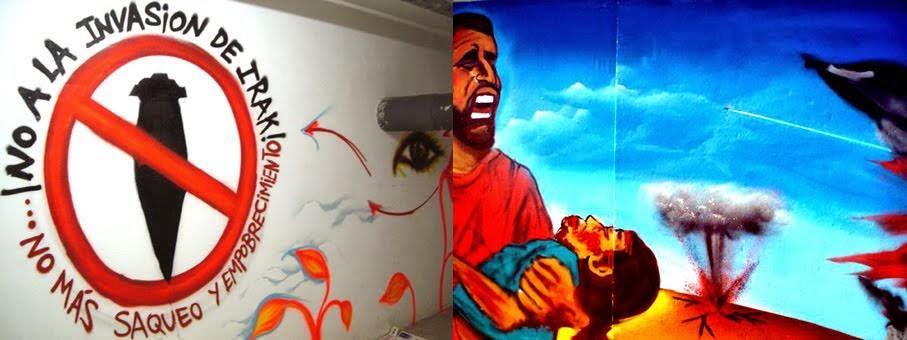 Arte contra las Guerras