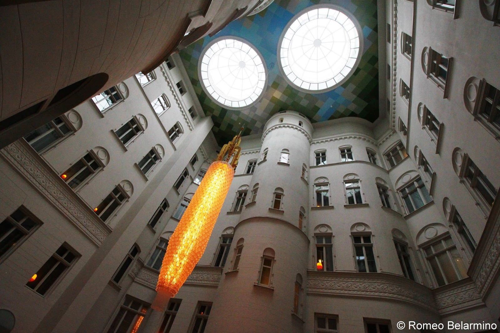 nobis lounge ceiling hotels in stockholm sweden