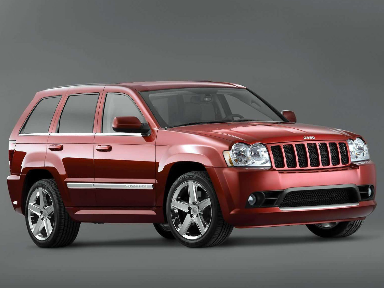 cherokee jeep srt8 grand 2006