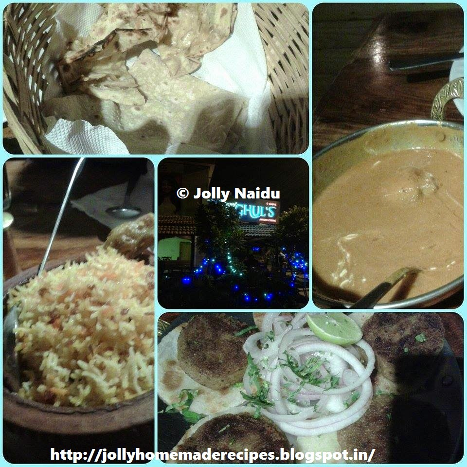 Restaurant review the moghul s hsr layout bangalore