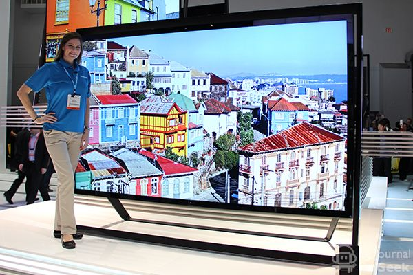 samsung tv 85 inch. samsung has brought real revolution in the world of hd televisions. during this year, also introduced its giant tv screen 85 inch 4k, and promised tv