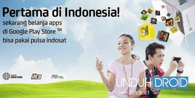 Cara MemBeli Aplikasi Di Play Store dengan Potongan Pulsa