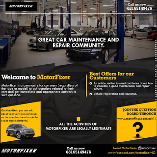 MotorFixer - Get Appropriate Answer To Your Car Maintenance and Repair Questions