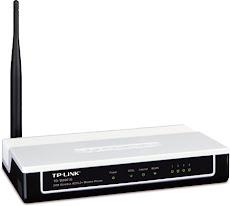 Modem ADSL+Wifi TD-W8901G