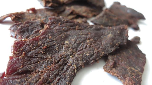 raspberry chipotle beef jerky