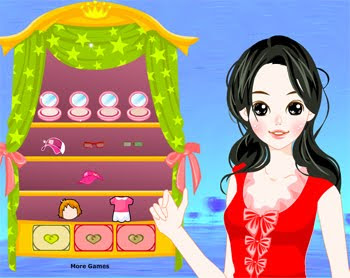 Barbie Make Up Flash Games gameflazz.blogspot.com
