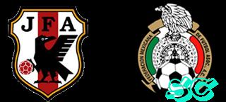 Prediksi Pertandingan Jepang vs Meksiko 23 Juni 2013