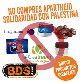 No compres APARTHEID