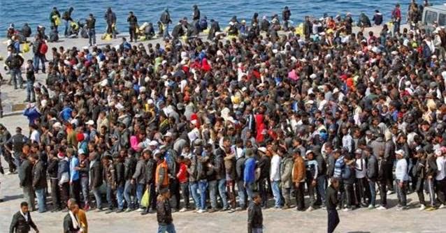 Eurokomisař před 10 lety: Přivedeme dvacet milionů imigrantů. Usnadníme imigraci z Afriky a Asie