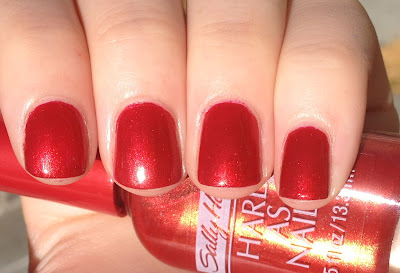 Sally Hansen Hot Sauce